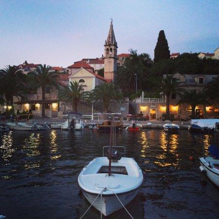 Splitska, Croacia: Dinner in Konoba Kod Tonca