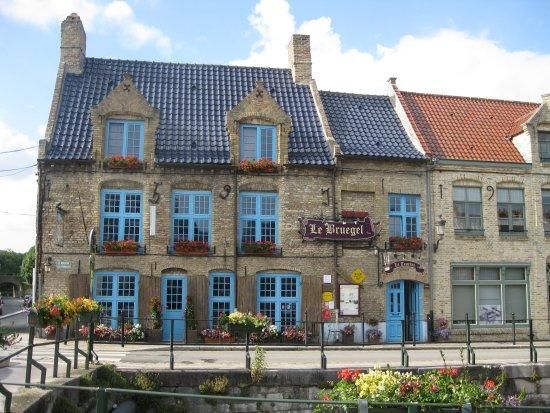 Armbouts-Cappel, Frankrijk: Bergues