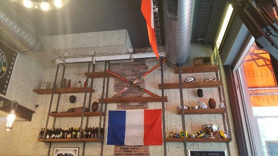 Brunch l 39 atelier picture of l 39 atelier boulogne - Cours de cuisine boulogne billancourt ...