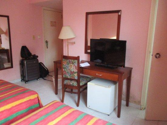 Hotel Vedado: Room 323