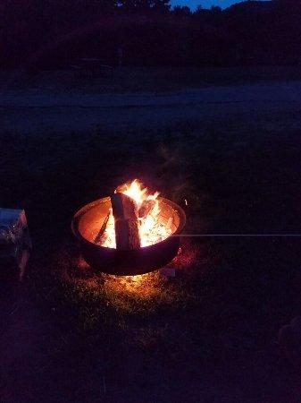 Camping Memories Jellystone park Ashland NH