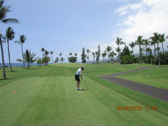 Waikoloa Village Golf Club: Lovely course