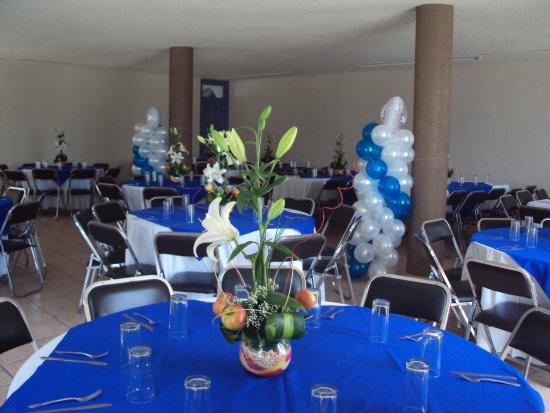 Arcada San Miguel : Salón para eventos Arcada