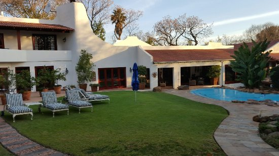 Rivonia, Afrika Selatan: An amazing place to stay!!