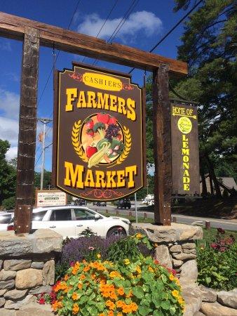 Cashiers, North Carolina: Cashiers Farmers Market