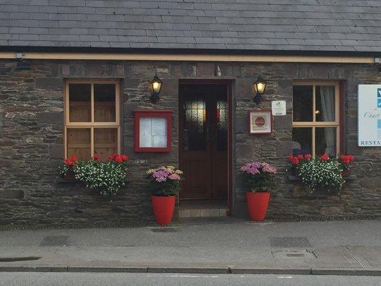Dingle Esk View: Our favorite restaurant