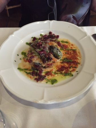 Cafe De L'Academia : Dinners were beautiful as well as delicious