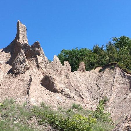 Wolcott, Nowy Jork: Chimney Bluffs State Park