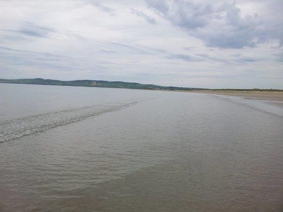 Banna Strand looking north