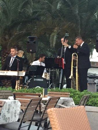 Ίστρια, Κροατία: Excellent live music!