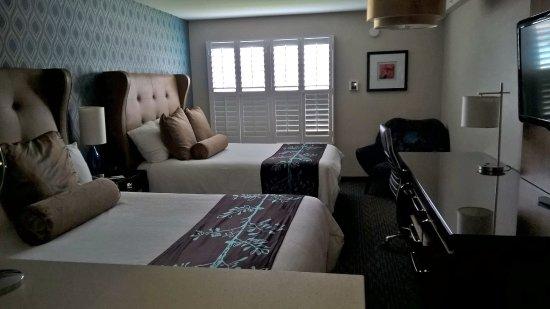 Ivy Hotel Napa: Vista parcial