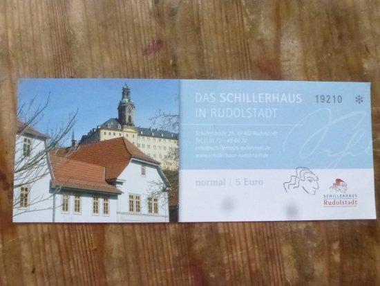 Schillerhaus Rudostadt