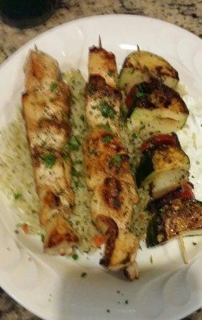 Galloway, NJ: Chicken Kebab
