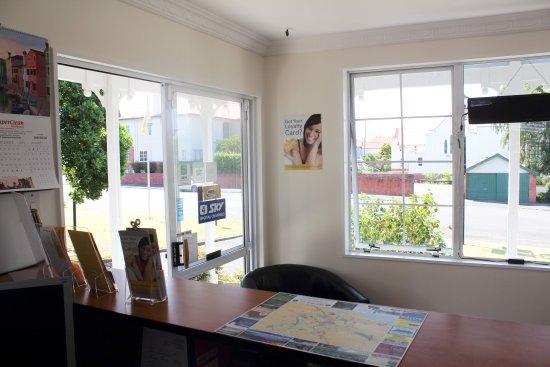 Wanganui, Nueva Zelanda: Office