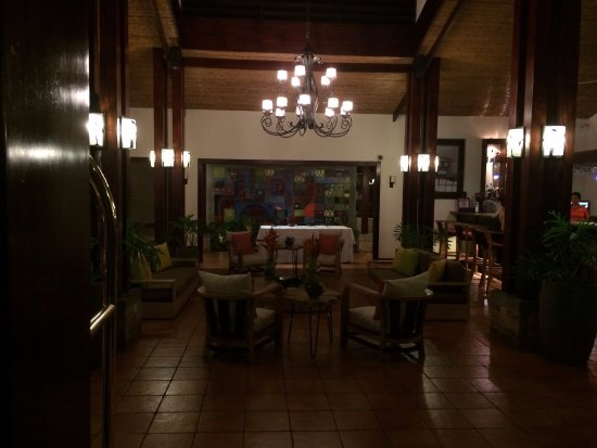 Tabacon Grand Spa Thermal Resort: Lobby
