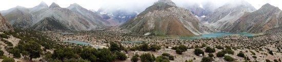 Ayni, ทาจิกิสถาน: Fann Mountains
