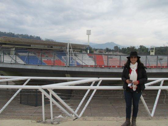 Estadio Malvinas Argentinas: estádio