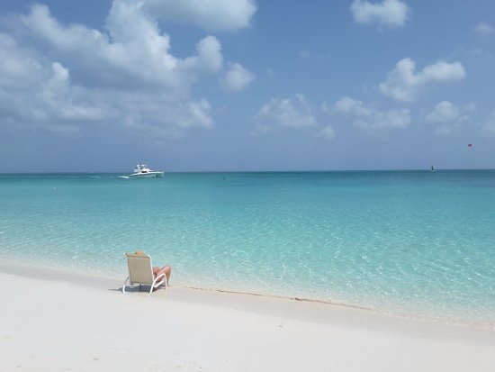 Villa del Mar: Playa