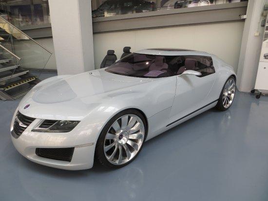 Saab Car Museum Concept