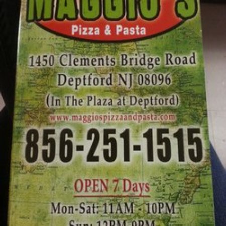 Maggio\'s Pizza & Pasta, Deptford - Restaurant Reviews, Phone Number ...