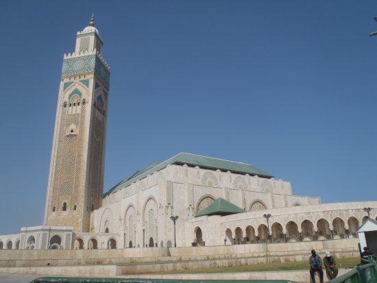 Casablanca, Marrocos: Hassan II Mosque