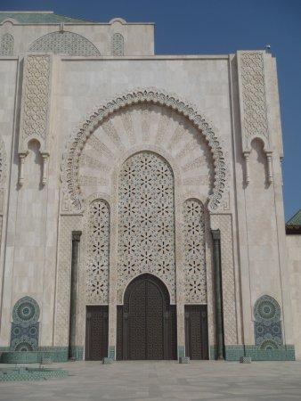 คาซาบลังกา, โมร็อกโก: Hassan II Mosque