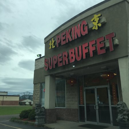 New Martinsville, Virginia Occidental: Peking Chinese Super Buffet