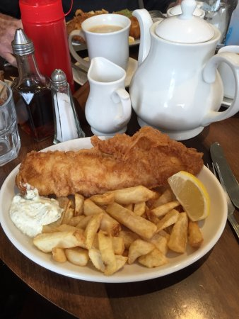 Capplemans Fish & Chips Restaurant : photo0.jpg