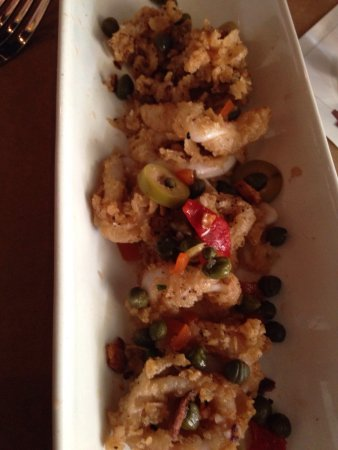 Spanish River Grill: Appetizers and meals