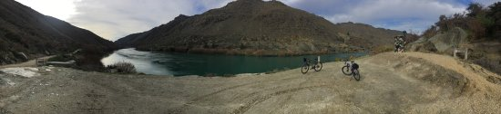 Roxburgh, Nueva Zelanda: Beautiful view. Great bike and lovely people. First time in New Zealand. Maybe coming back some