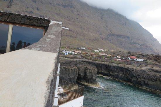 Punta Grande Hotel: desde la terraza