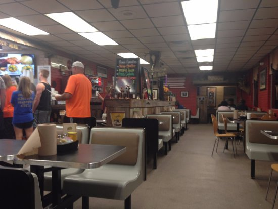 Port Allen, Луизиана: Inside