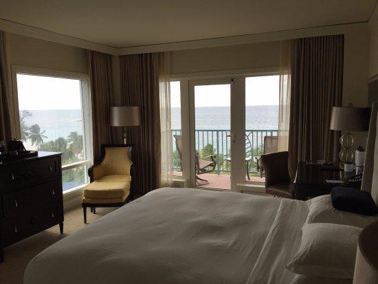 Ocean Front with Balcony