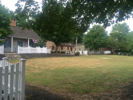 Piscataway, NJ: East Jersey Old Town Village