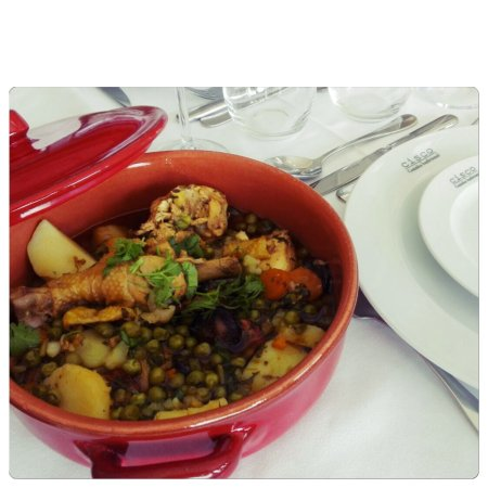 Almeirim, Portugalia: CISCO - Cozinha Tradicional