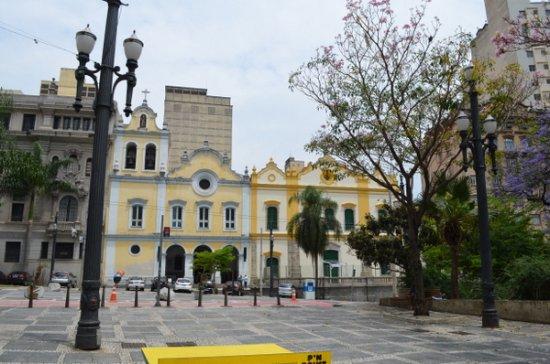 Igreja Chagas do Serafico Pai Francisco