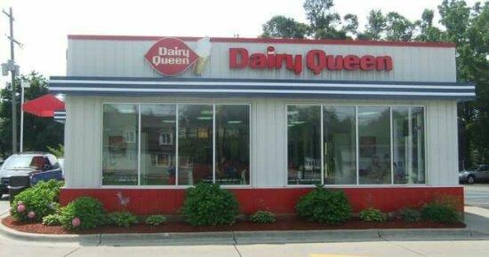 Greenville, MI: Dairy Queen