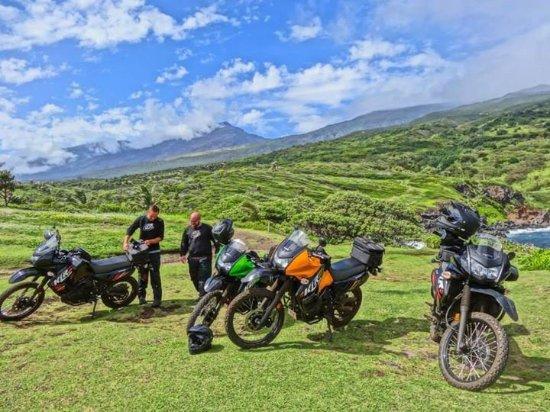 Haiku, Χαβάη: Your two-wheeled adventure starts here!