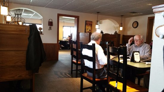 Saint Louis, MI: Seating Area at Francesco's Italian American Restaurant