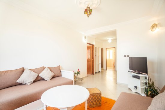 Residence Louzani: Living room