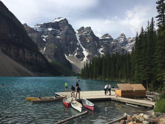 Moraine Lake Lodge: photo2.jpg