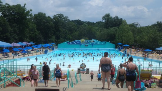 Wave Pool Picture of Water Country USA Williamsburg TripAdvisor
