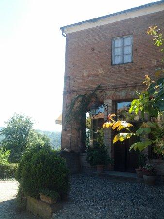 Brusasco, Италия: L'ngresso al ristorante
