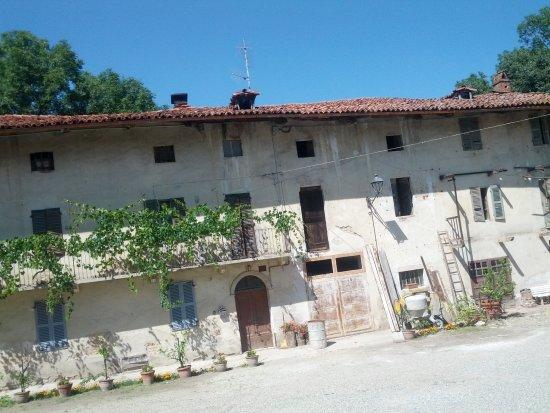 Brusasco, Италия: La parte agricola del Borgo