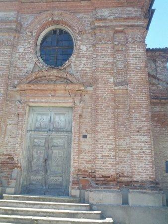Brusasco, Италия: La Chiesa dedicata a San Bernardo