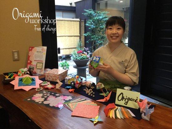 Kyomachiya Ryokan Sakura Honganji: Activity