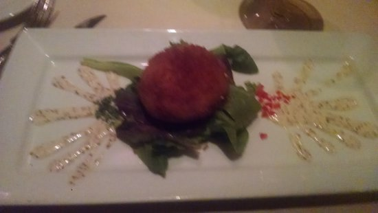 Paseo Grill: Lobster & Crab Cake