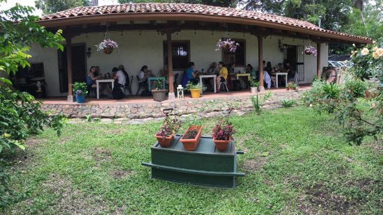 San Rafael de Escazu, Costa Rica: Terraza