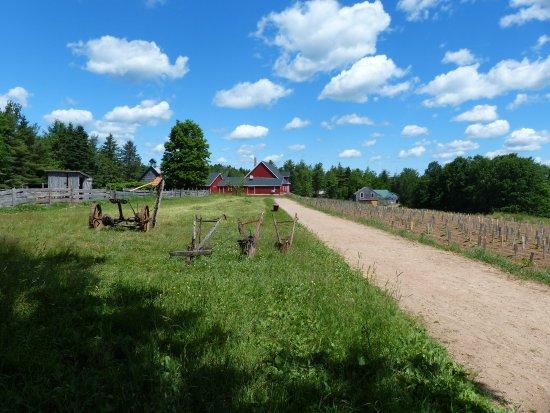 New Ross, Canadá: Ross Farm