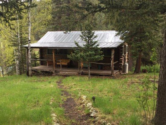 Los Pinos Guest Ranch: Poco Tiempo cabin